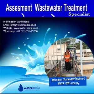 Specialist Assessment Services Water & WWTP From WaterpediaConsultant: