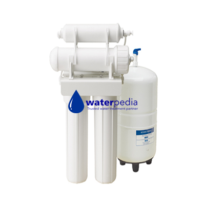 Mesin Reverse Osmosis RO Air Minum 100 GPD - Waterpedia