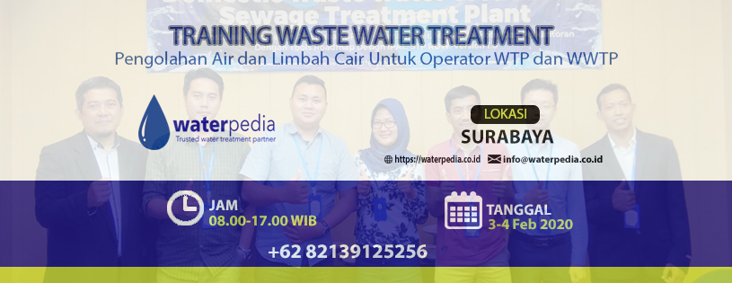 Training Operator IPAL Surabaya, 3-4 Feb 2020