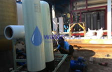 Cleaning Membrane Filter SWRO