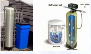 Filter Softener Penjernih Air Kapasitas Industrial