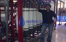 Jual Filter Air Ultrafiltrasi 20 kubik per jam