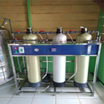 Mesin Filter Demineralisasi
