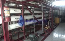 Jual Mesin SWRO 220 kubik per hari