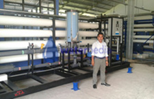 Jual Mesin SWRO 3000 ton per hari