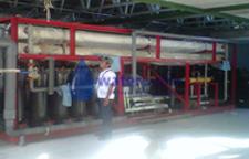 Test Commissioning SWRO 550 Kubik per hari