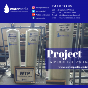 waterpedia.co.id Water Treatment Plant Water Cooling Sytem Industri