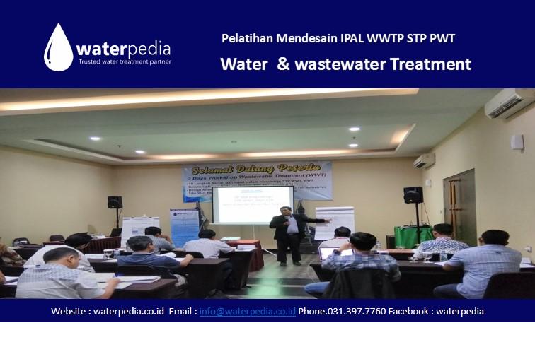Training Mendesain IPAL WWTP STP PWT