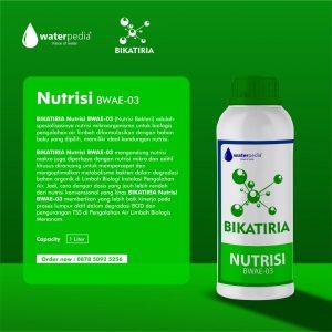 Waterpedia Bikatiria Nutrisi BWAE03