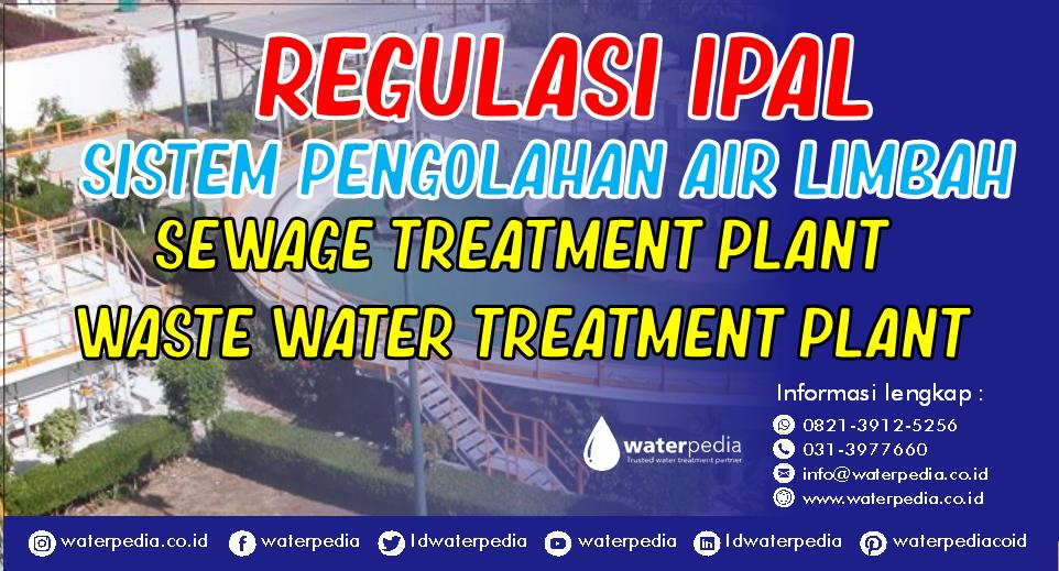 Regulasi air limbah