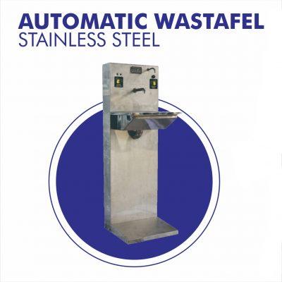 Wastafel Otomatis Stainless Waterpedia 082139125256