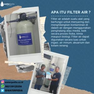 Filter air water pedia