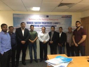 Jasa Inhouse Training Pengolahan Air Limbah