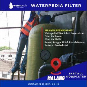 Waterpedia Filter Penjernih Air (Water Treatment Plant) Tingkatkan Kualitas Air di Hotel Anda