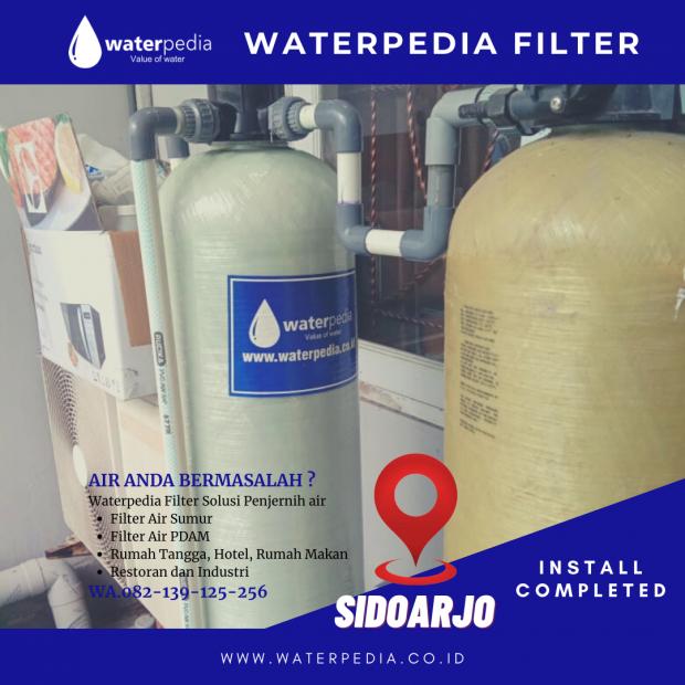 Jual Filter air di Sidoarjo