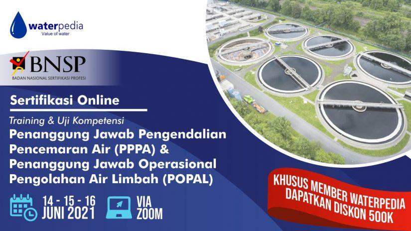 Online Training Dan Sertifikasi PPPA POPAL 14-15-16 Juni 2021