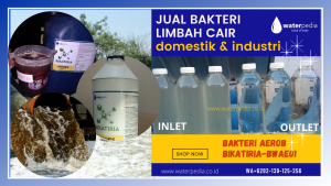 Bikatiria Bakteri Air Limbah