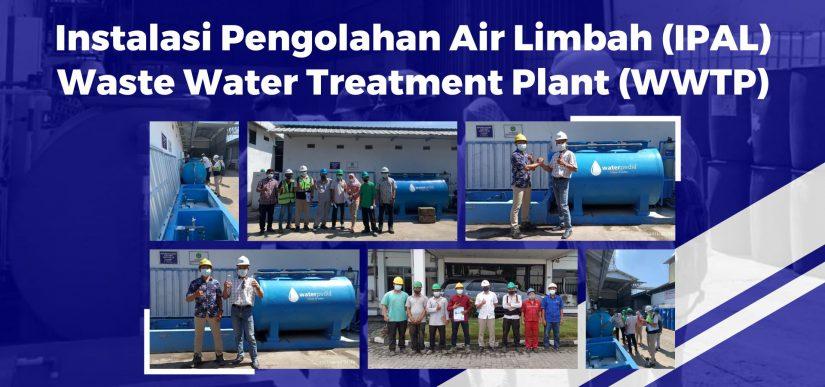 Konsultan dan Kontraktor IPAL Terbaik Terpercaya Jawa Timur Indonesia Waterpedia